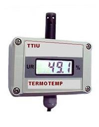 Indicador e transmissor de umidade