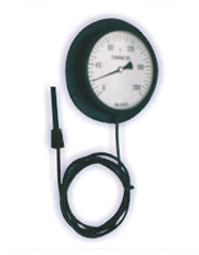 Termômetro capilar